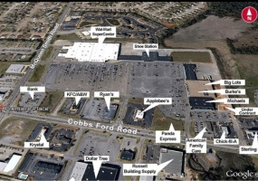 Cobbs Ford Road,Prattville,Commercial,Cobbs Ford Road,1023