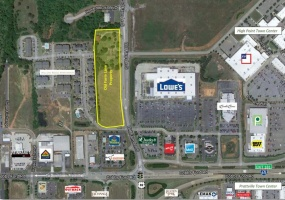 Old Farm Lane & Cobbs Ford Road,Prattville,Commercial,Old Farm Lane & Cobbs Ford Road,1025