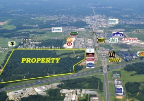 Cobbs Ford Road and Redfield Road,Prattville,Commercial,Cobbs Ford Road and Redfield Road,1027
