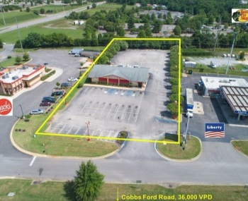 2557 Cobbs Ford Road,Prattville,Commercial,Cobbs Ford Road,1035