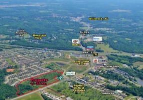 Fairview Avenue, Prattville, ,Commercial,For Sale,Fairview Avenue ,1041