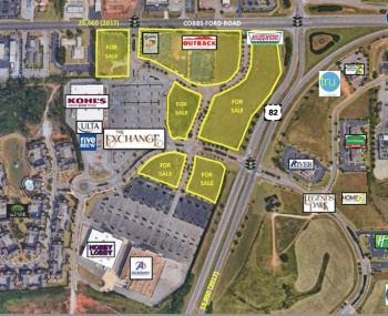 Cobbs Ford Road, Prattville, ,Commercial,For Sale,Cobbs Ford Road,1044